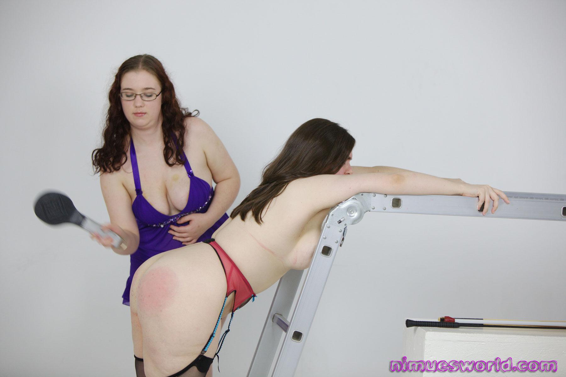 Teacher spanking my girlfriend - amateur lesbian spanking iceland